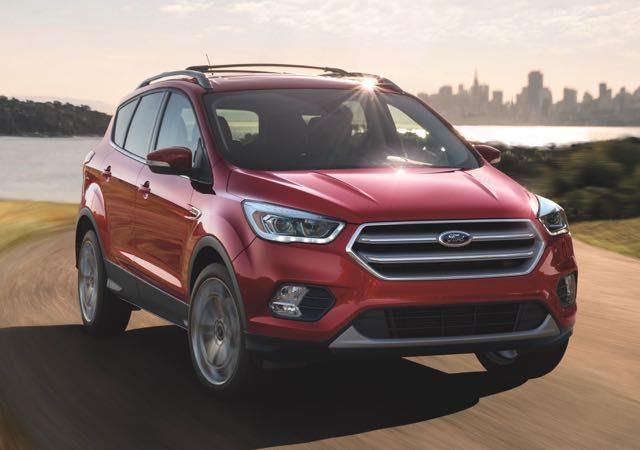 Driven: 2017 Ford Escape SE