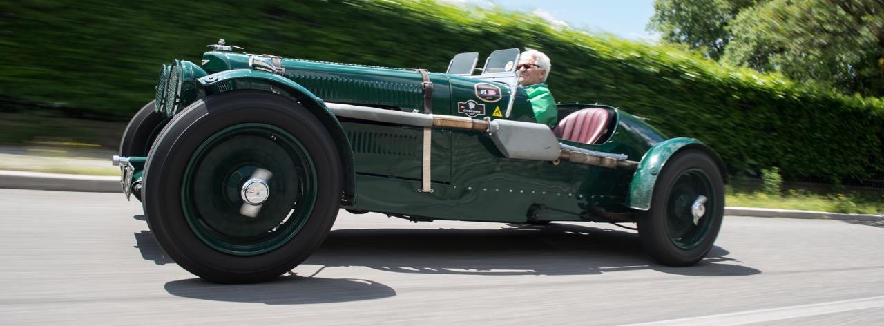 1935 Aston Martin Ulster that raced at Le Mans tops Bonhams' Paris auction | Bonhams photos