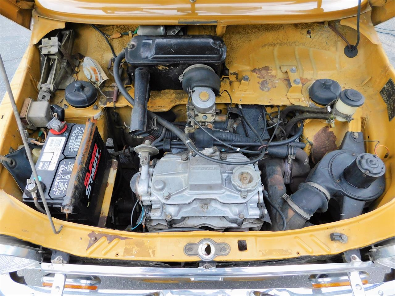 N600's engine
