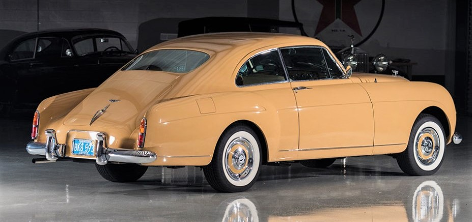 1957 Bentley Continental S1 by Mulliner