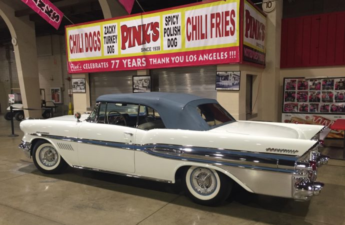 Passion as enterprise: Mecum offers car-guy dreams at real-guy prices