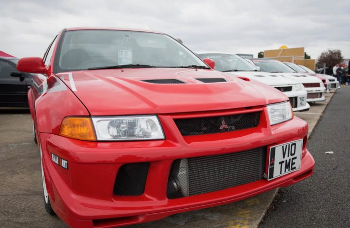 Europe's largest all-Japanese car show set for Silverstone