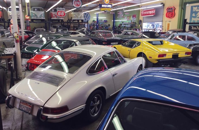 Amelia founder offers ultimate insider's tour of LA car collections