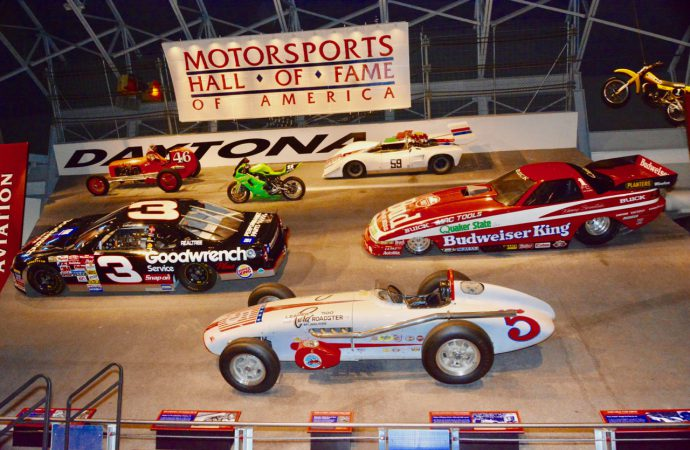 Grand opening: Motorsports Hall Of Fame Museum
