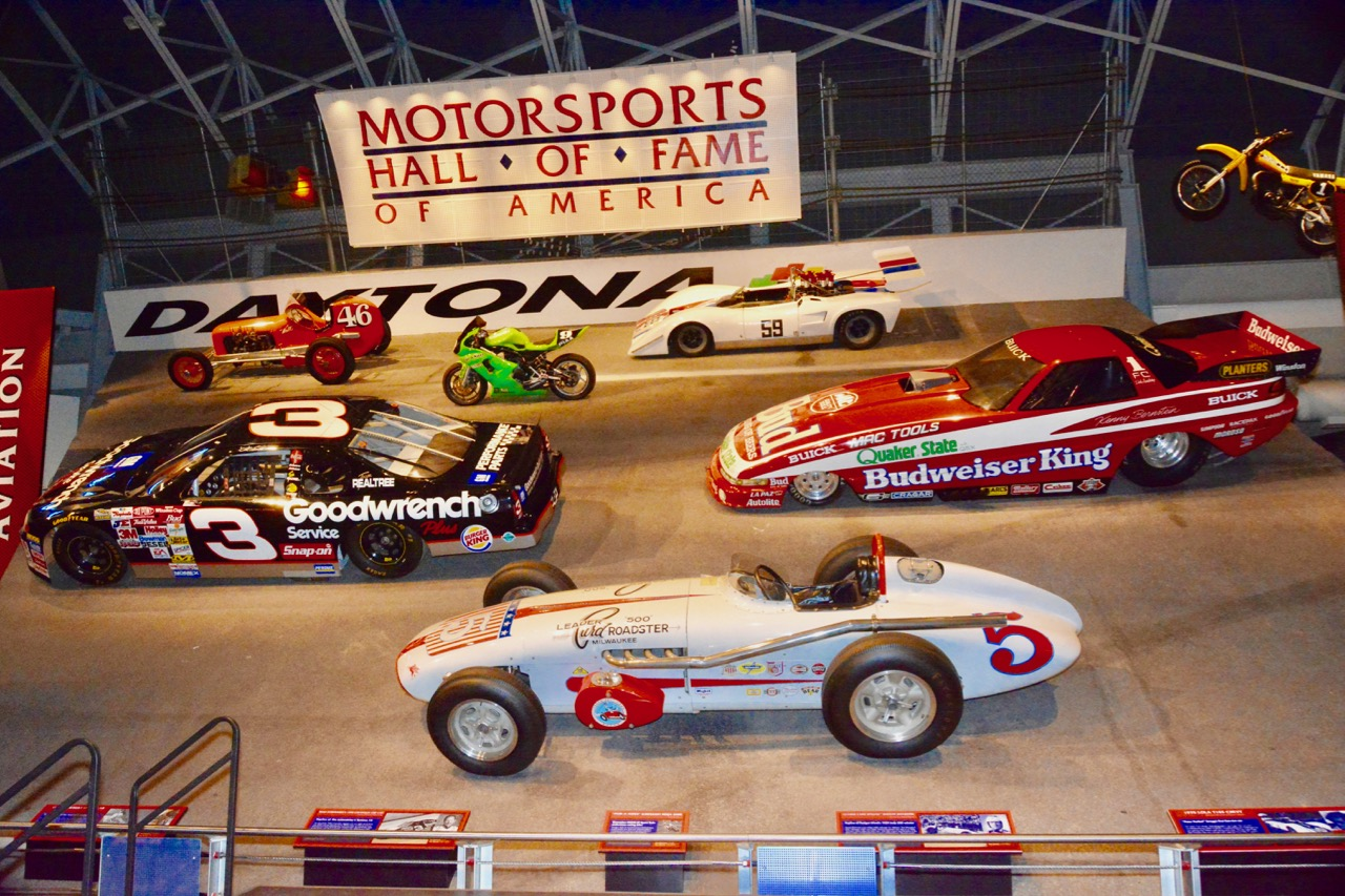 Motorsports Hall of Fame honors all forms of motorized competition | Jim McCraw photos