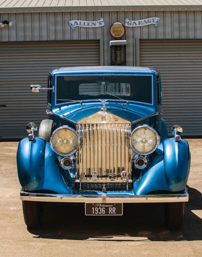 Painter laureate\' Rolls-Royce on Aussie auction docket - ClassicCars ...