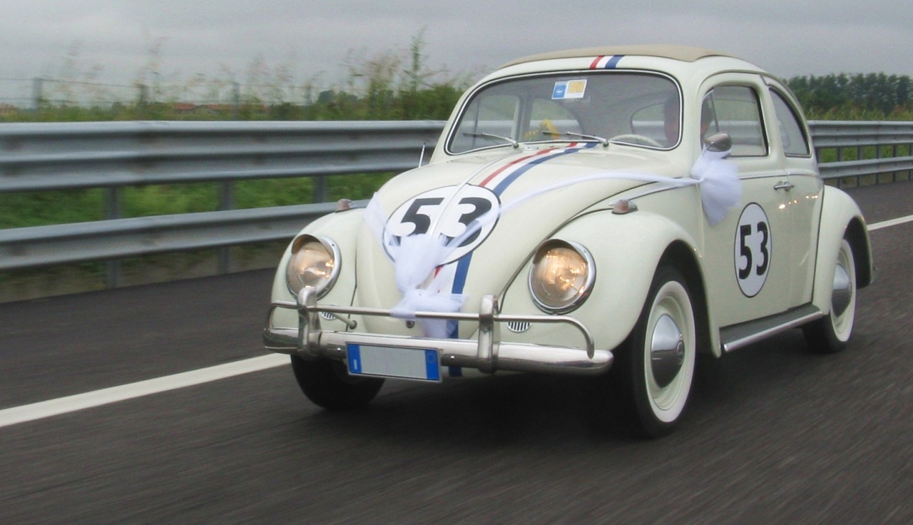Herbie Beetle is No. 2 on the list