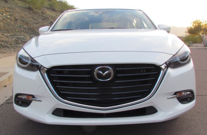 Driven: 2017 Mazda3 5-door Grand Touring