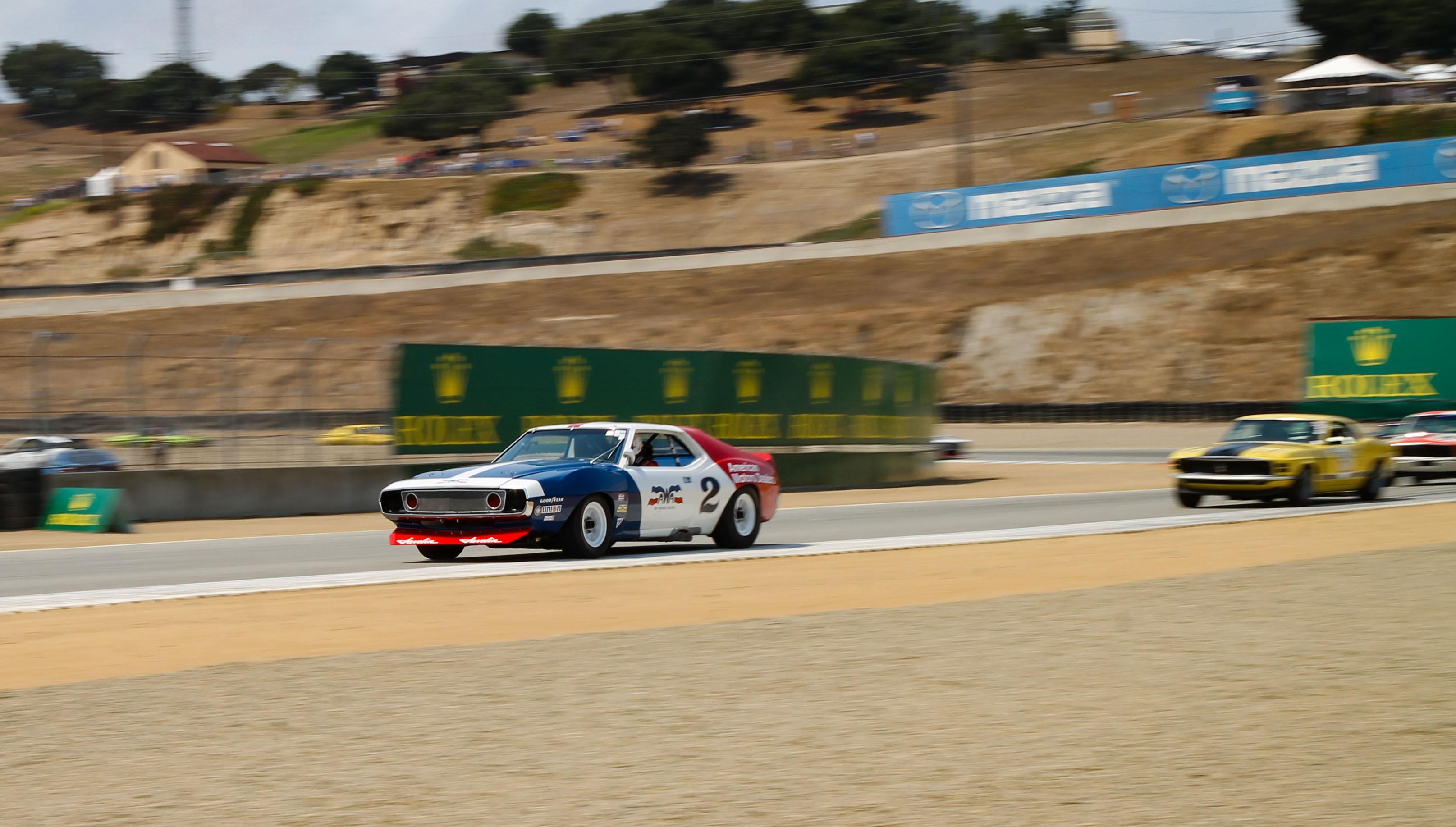 SCRAMP to manage Laguna Seca next 3 years - ClassicCars.com Journal