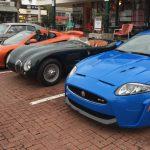 LCC06 McLaren, C-type and XKR-S
