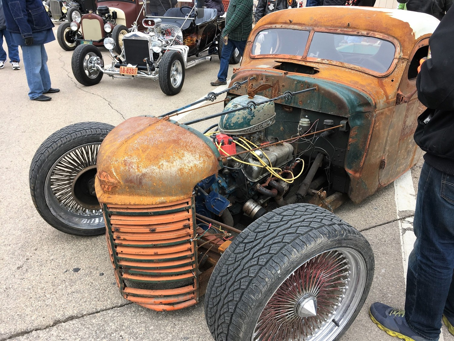 Inaugural Polar-Rama puts hot rods on ice in Wisconsin - ClassicCars ...