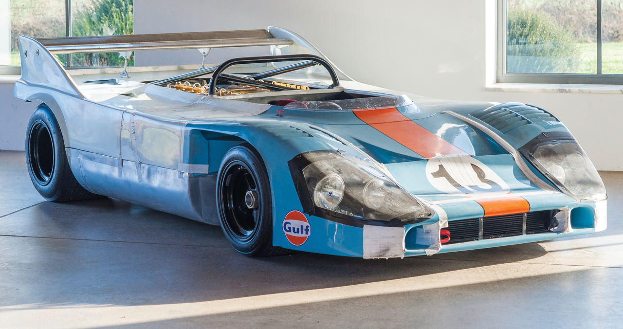 Porsche prototype on the Paris docket | RM Sotheby's photo