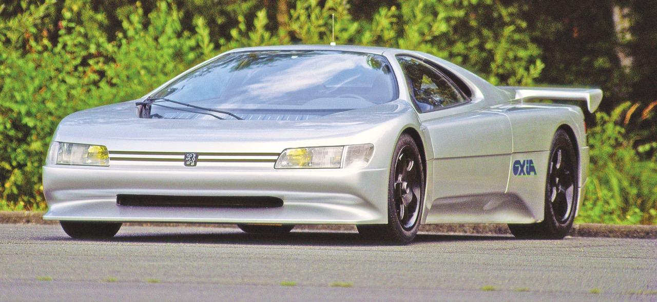 Peugeot Oxia has Le Mans engine