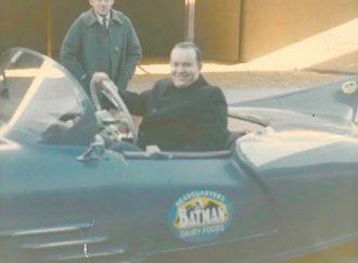 '56 Olds-based original Batmobile on Vicari auction docket