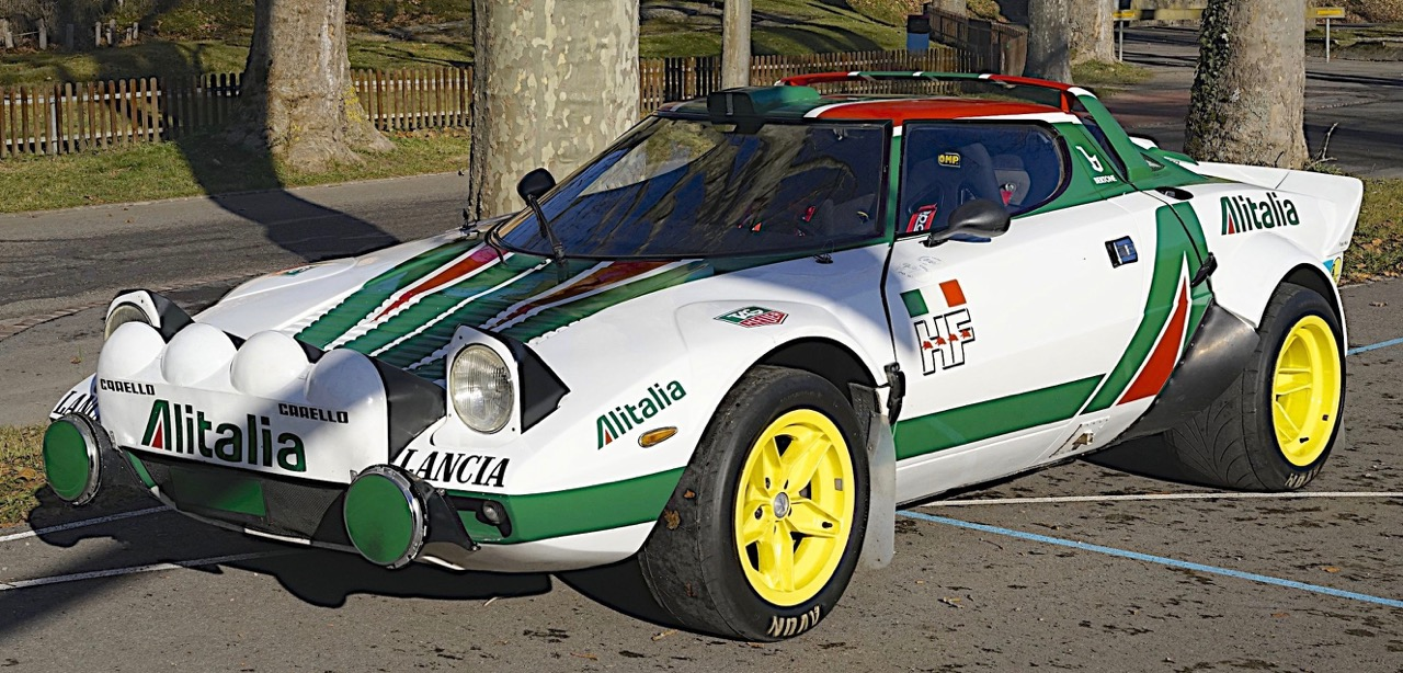 Lancia Stratos cracks the top-10 in sales