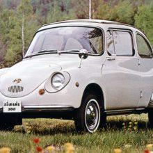 Subaru launches celebration of 50th anniversary in America