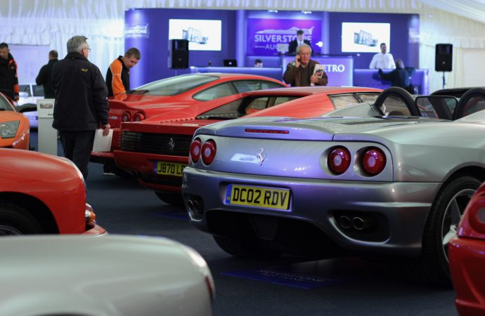 Silverstone Auctions does $7 million in sales at Race Retro