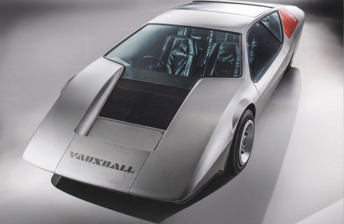 Four famous concepts join London Classic Car Show