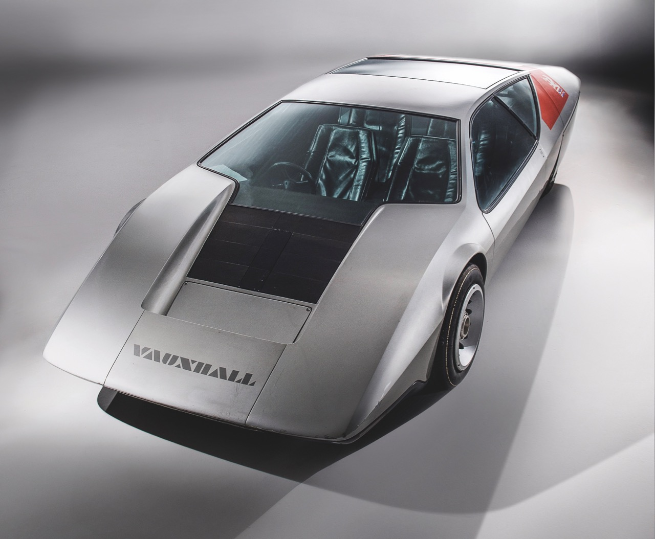 Vauxhall SRV was designed by future GM Design head | James Lipman photo