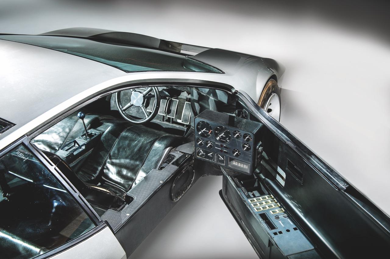 Vauxhall concept interior