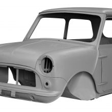 British company to replicate Mini Mk 1 body shells