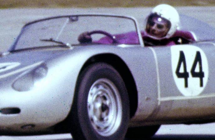 Amelia Concours honors Porsche's 'giant-killer' four-cam racers