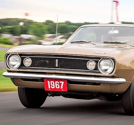 Amelia Island Concours to host Camaro's 50th birthday party