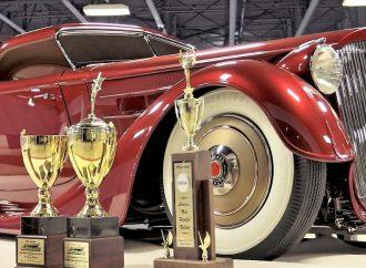 Mulholland Speedster wins top prize at Sacramento Autorama