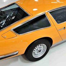 1972 Maserati Indy