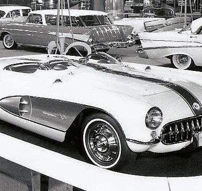 Unique '57 Corvette prototype readied for Amelia Island Concours