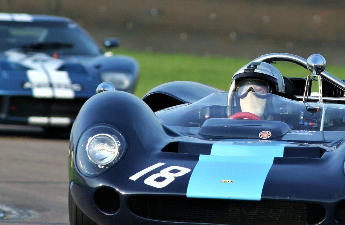 Evocative race cars set for Bonhams' Goodwood auction