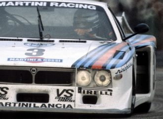 1981 Lancia Beta champion racer returns to its Florida roots