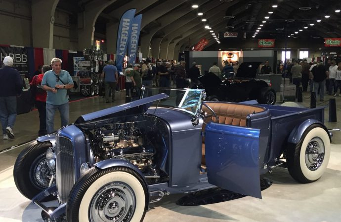 Pilgrimage to the Grand National Roadster Show