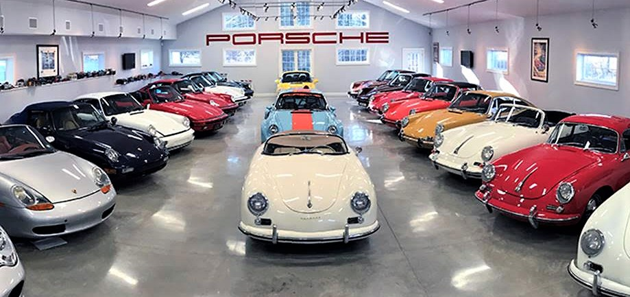 The Porsche collection was compiled by a Connecticut couple | Auctions America