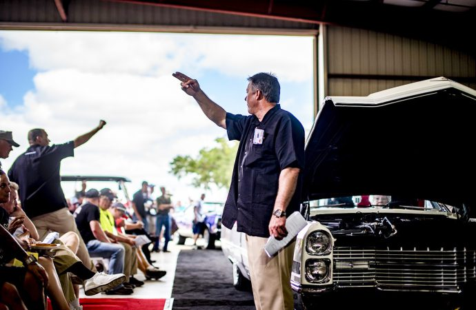 Carlisle does nearly $3 million at Winter AutoFest sale