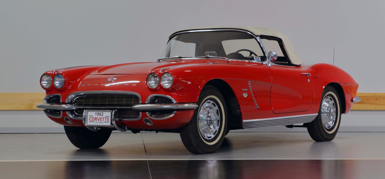 1962 Chevrolet Corvette from the McDorman collection | Mecum Auctions photos