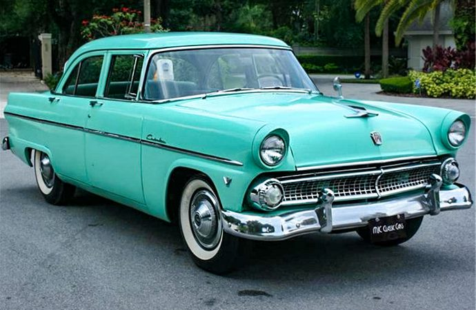 Rewind: 1955 Ford TV commercial