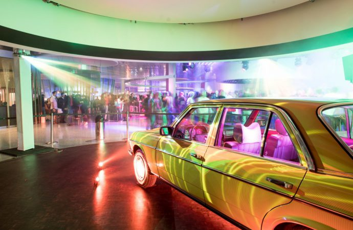 Museums: 'Long Night' with Mercedes-Benz