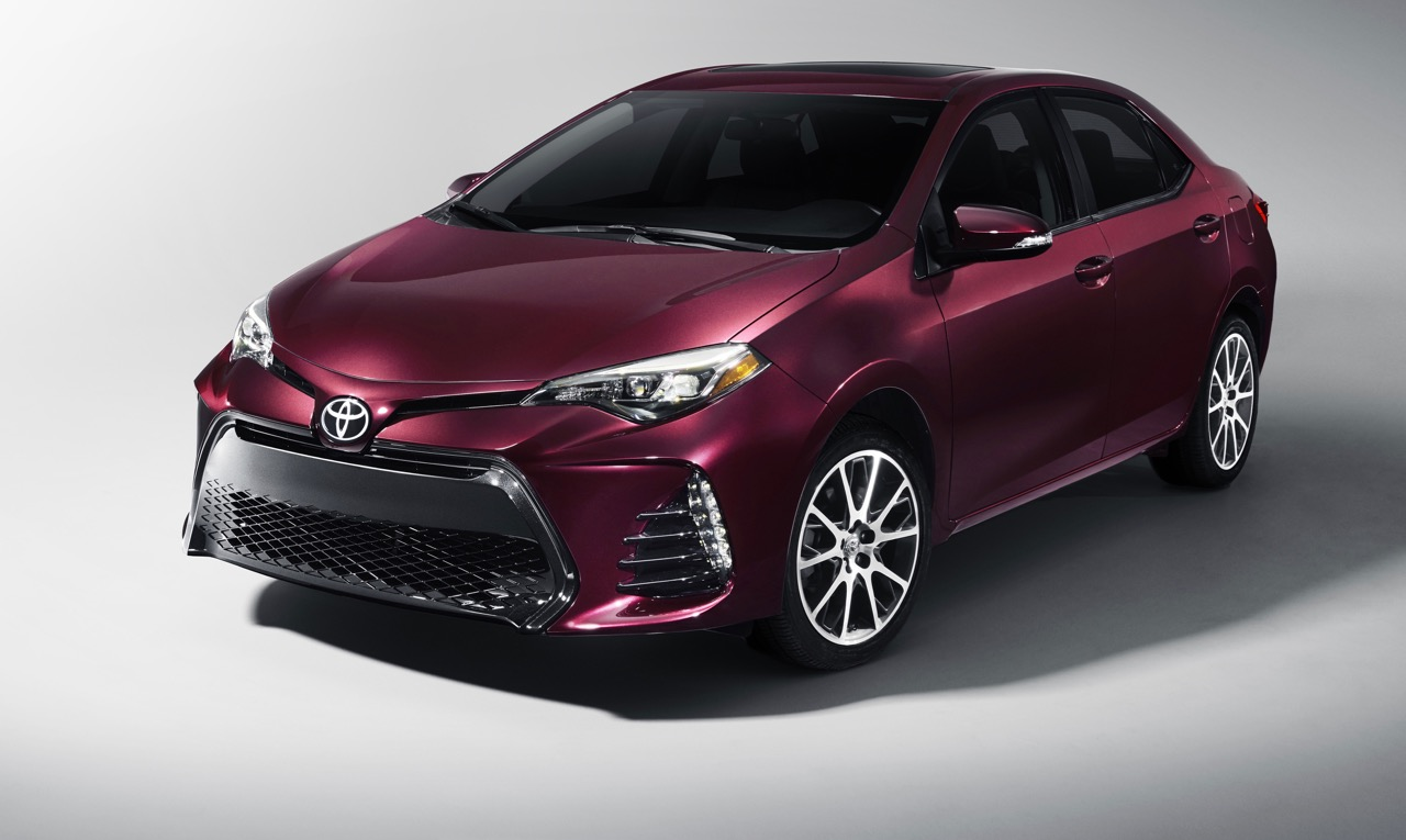 Toyota Corolla celebrates its 50th anniversary with a special edition | Toyota photos
