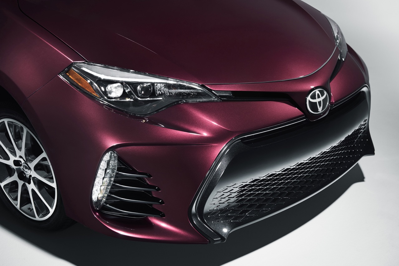 Driven 2017 Toyota Corolla 50th Anniversary Special Edition