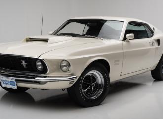 Countdown to Barrett-Jackson Palm Beach 2017: 1969 Ford Mustang Boss 429
