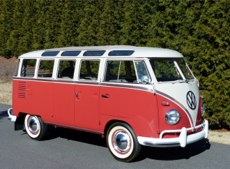 Countdown to Barrett-Jackson Palm Beach 2017: 1961 Volkswagen 23-Window Deluxe Microbus