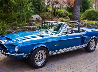 Countdown to Barrett-Jackson Palm Beach 2017: Lee Marvin's 1968 Shelby GT500KR convertible