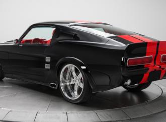 Countdown to Barrett-Jackson Palm Beach 2017: Reggie Wayne's 1967 Ford Mustang GT fastback custom