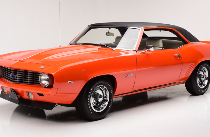 Countdown to Barrett-Jackson Palm Beach 2017: 1969 Chevrolet Camaro COPO