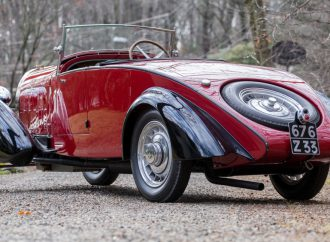 Bonhams lands Type 49 roadster for Bugattifest at Greenwich