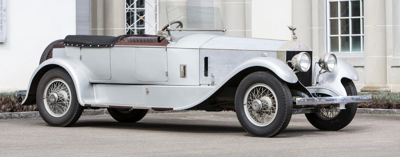 1921 Rolls-Royce 40/50hp Silver Ghost