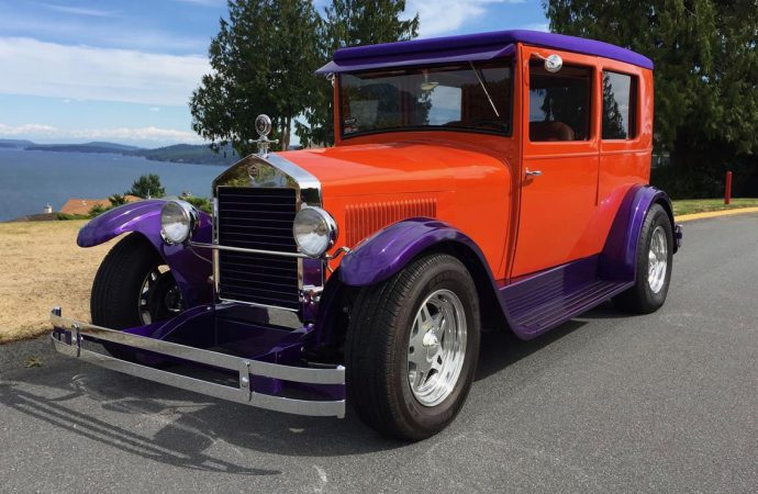 1926 Essex hot rod