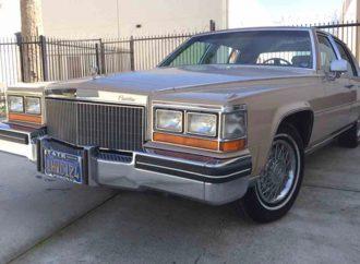 1980 Cadillac Fleetwood Brougham d'Elegance