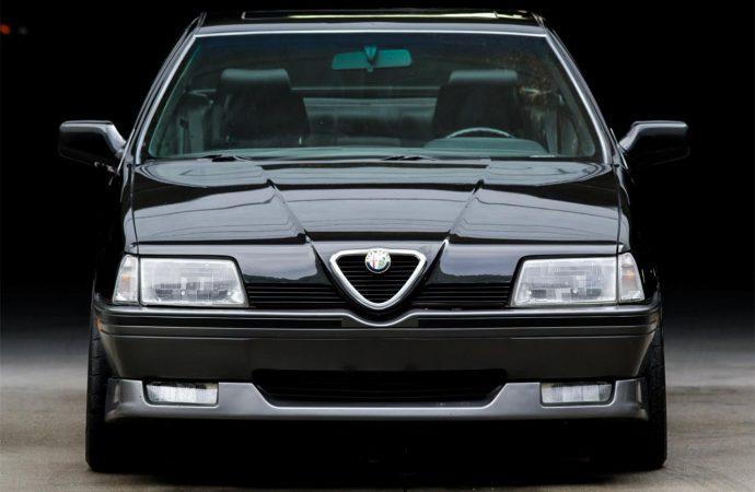 1991 Alfa Romeo 164S